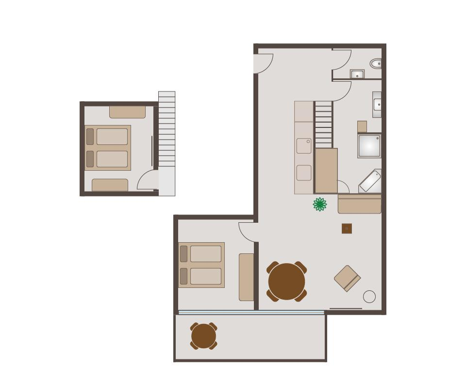 Suite 3 - Floor plan