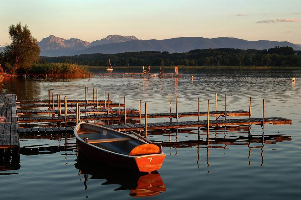 Boat hire - Waginger See