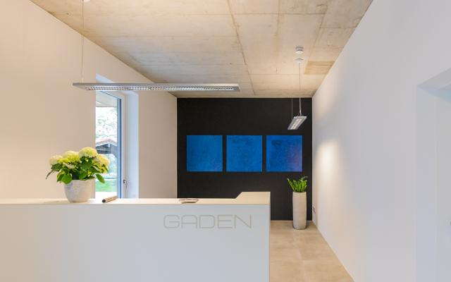 Gaden Apartment-Hotel - Reception